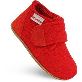Giesswein Oberstaufen Ciabatte Bambino, rosso